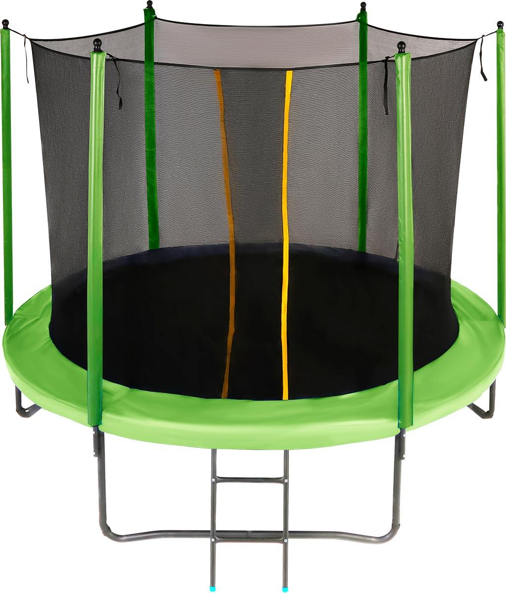 Батут JUMPY Comfort 10 FT (Green), фото №1