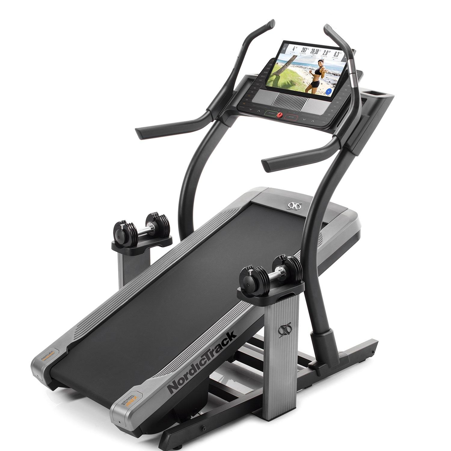 Беговая дорожка NordicTrack Incline Trainer X22i, фото №1