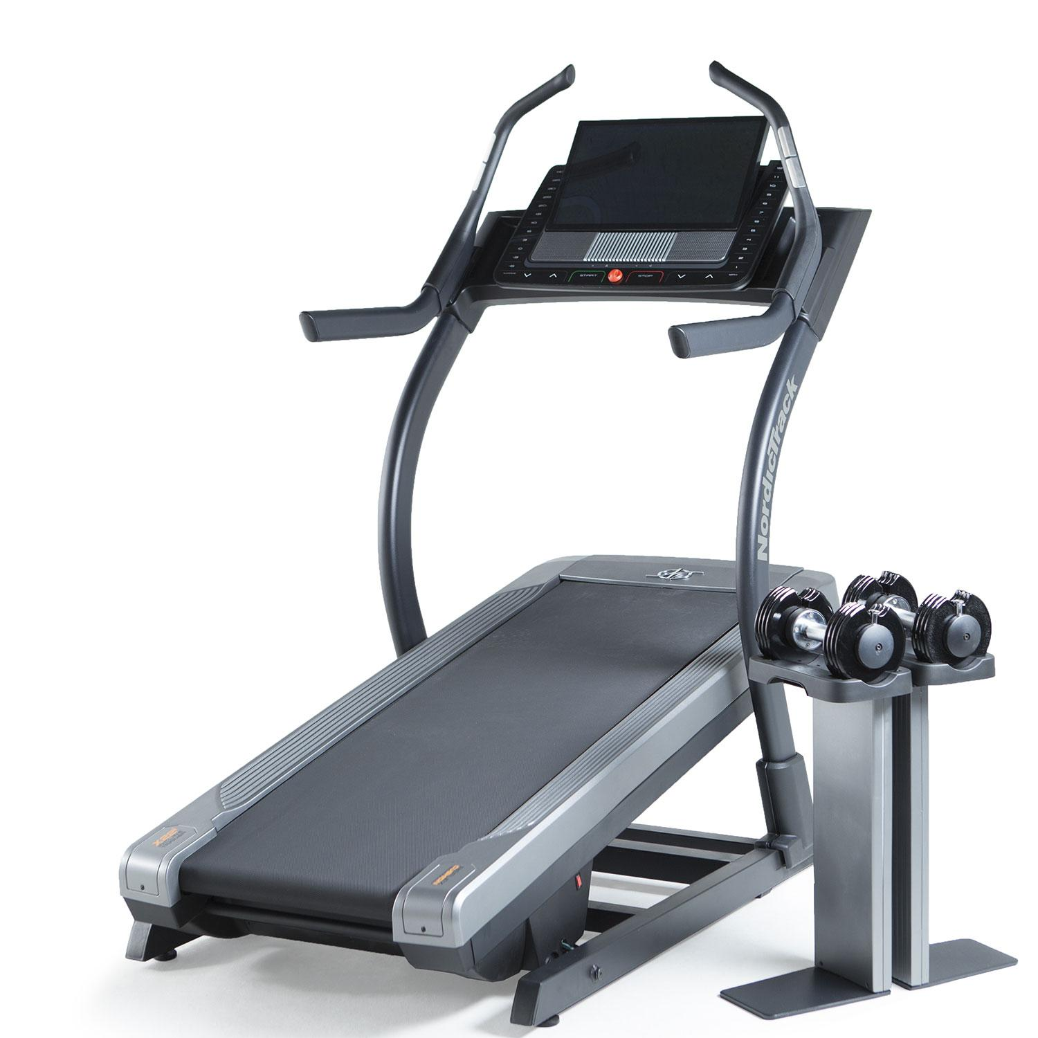 Беговая дорожка NordicTrack Incline Trainer X22i, фото №2