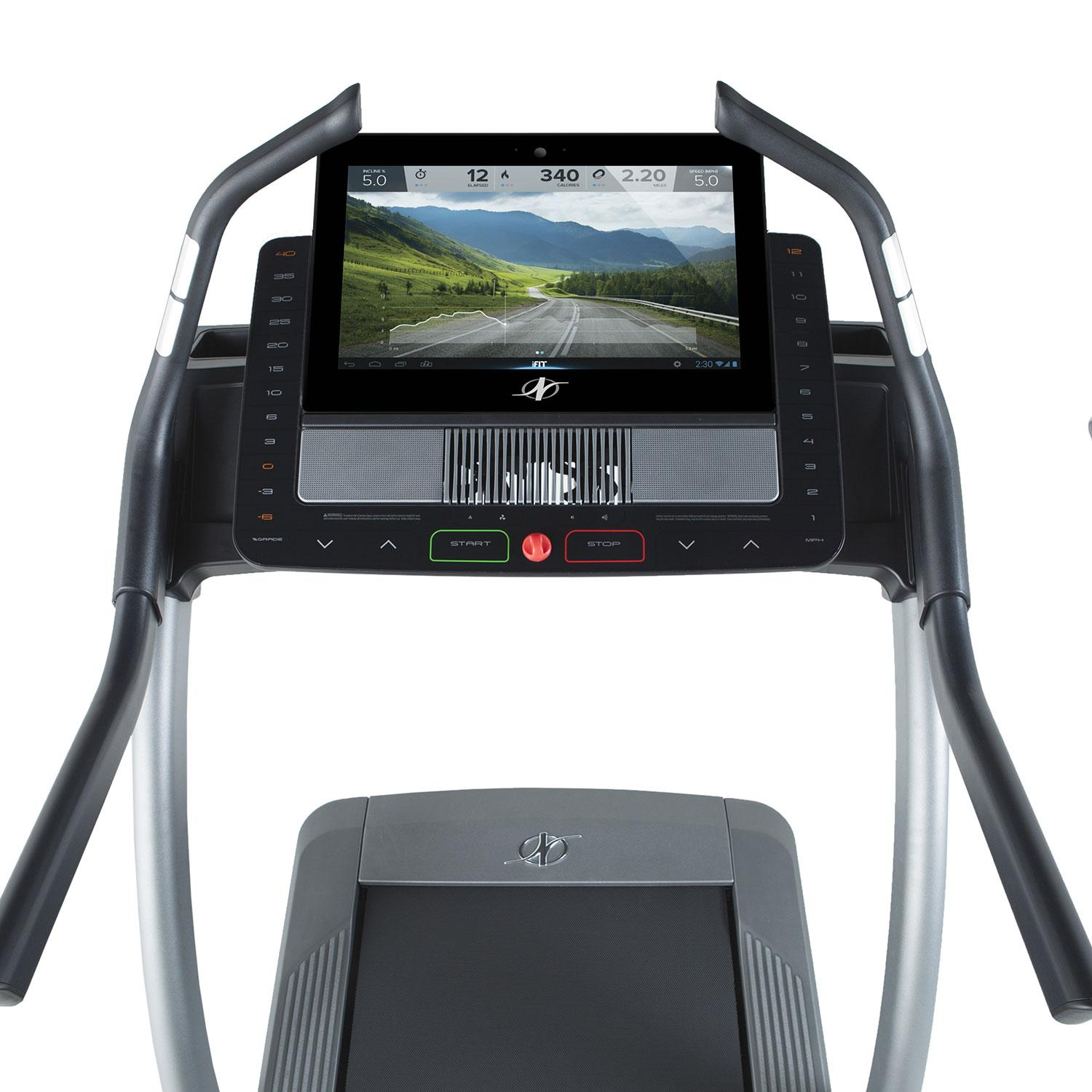 Беговая дорожка NordicTrack Incline Trainer X22i, фото №3