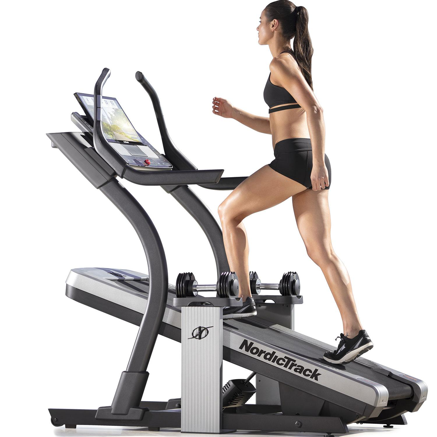 Беговая дорожка NordicTrack Incline Trainer X22i, фото №6