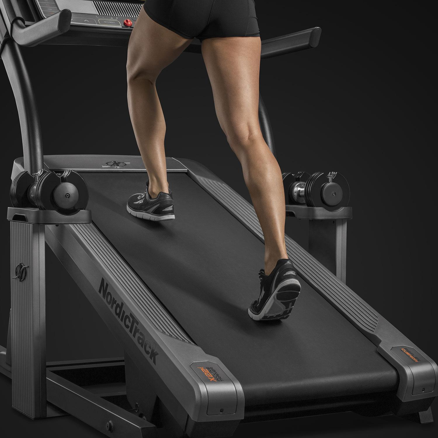 Беговая дорожка NordicTrack Incline Trainer X22i, фото №9