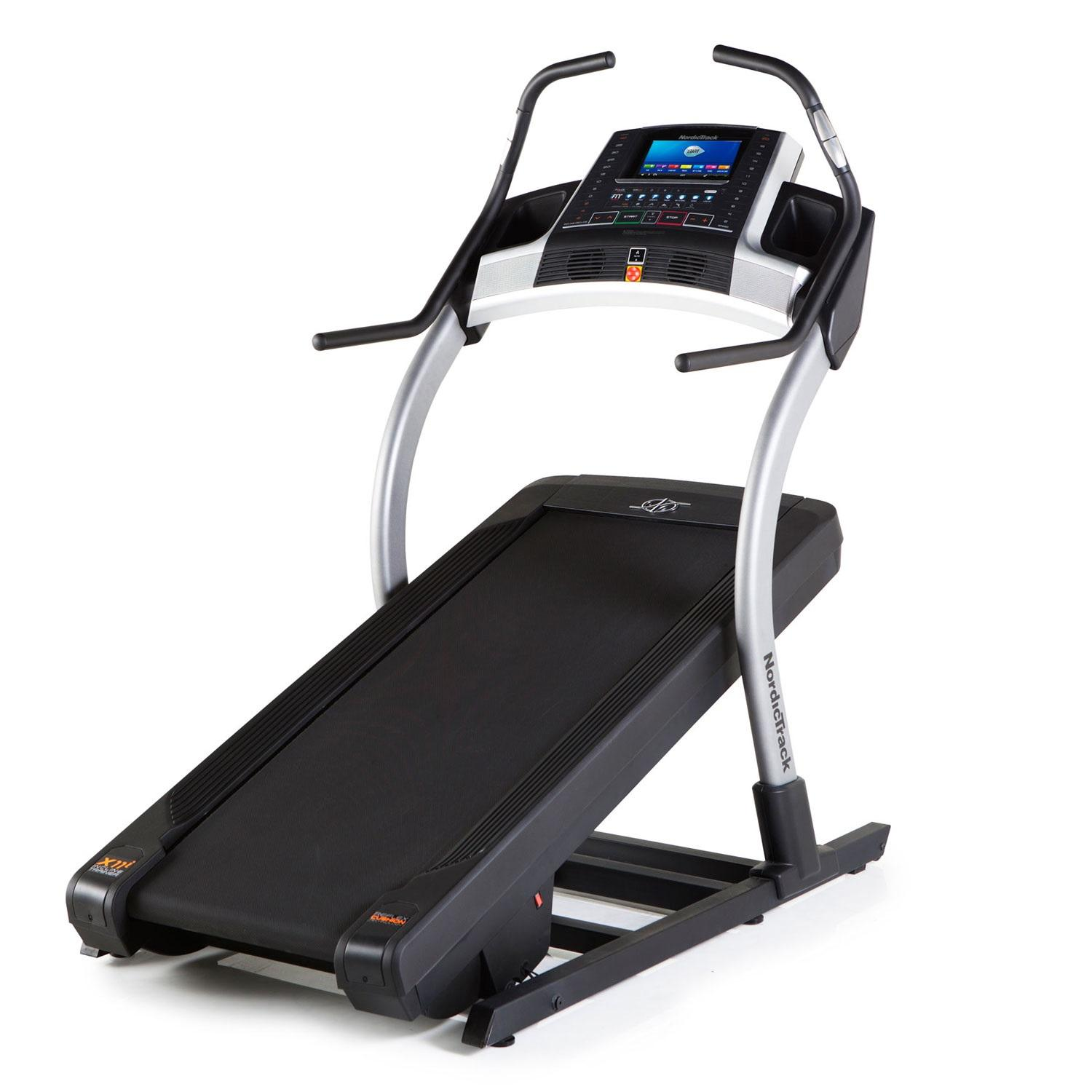 Беговая дорожка NordicTrack Incline Trainer X9i (NETL29714), фото №1