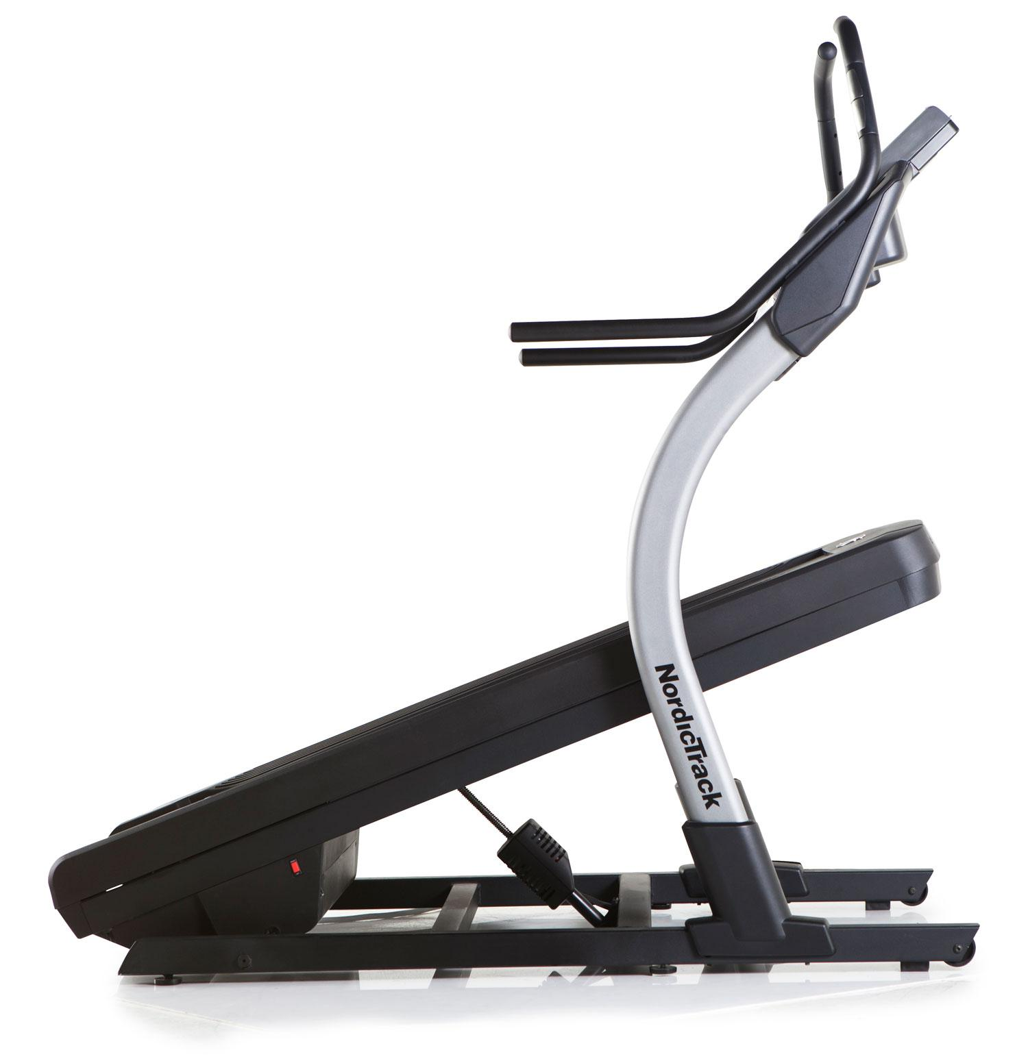 Беговая дорожка NordicTrack Incline Trainer X9i (NETL29714), фото №2