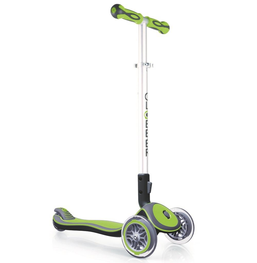 Самокат GLOBBER ELITE S My Free Fold up GREEN  (446-106)