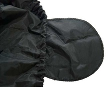 Спальный мешок ALEXIKA SIBERIA Plus зеленый, правый 13