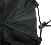 Спальный мешок ALEXIKA SIBERIA Wide серый, правый 12