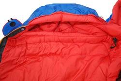 Спальный мешок ALEXIKA TIBET синий, правый 1