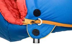 Спальный мешок ALEXIKA TIBET синий, правый 4