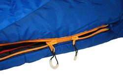 Спальный мешок ALEXIKA TIBET синий, правый 5