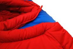 Спальный мешок ALEXIKA TIBET синий, правый 8