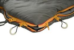 Спальный мешок ALEXIKA SUMMER Plus серый, правый 8