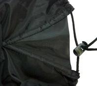 Спальный мешок ALEXIKA SUMMER WIDE PLUS серый, левый 12