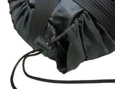 Спальный мешок ALEXIKA SUMMER WIDE PLUS серый, левый 14
