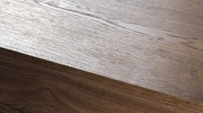 Комод R-Home с 3 ящиками Loft Дуб табак/Графит 1