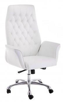 Компьютерное кресло Woodville Trivia белое 1
